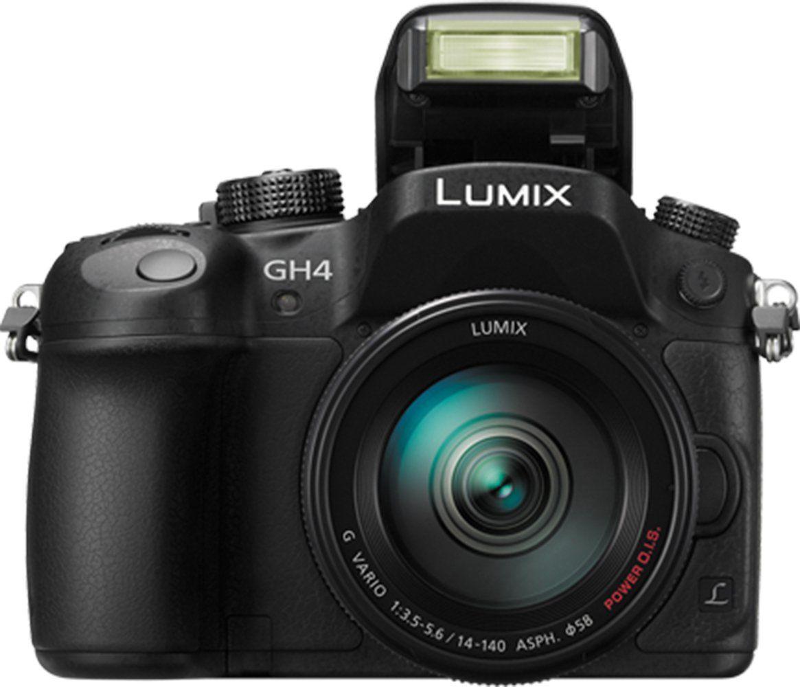 H Mirrorless Panasonic DMC-GH4 με λήψη 4Κ video και λειτουργία 4Κ Photo