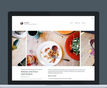 Ιστοσελίδες που προσφέρουν δωρεάν WordPress θέματα 13