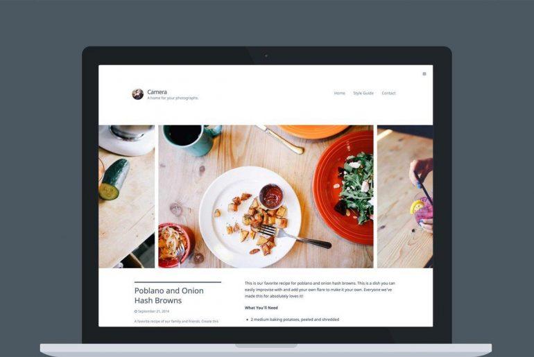 Ιστοσελίδες που προσφέρουν δωρεάν WordPress θέματα 8