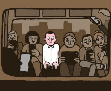 Το σατιρικό ύφος του Jean Jullien για τα κοινωνικά δίκτυα 9