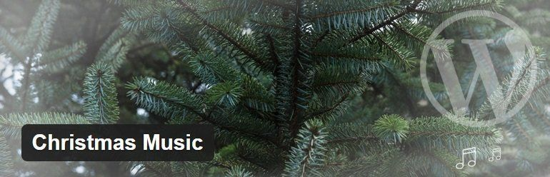 Christmas Music WordPress Plugin