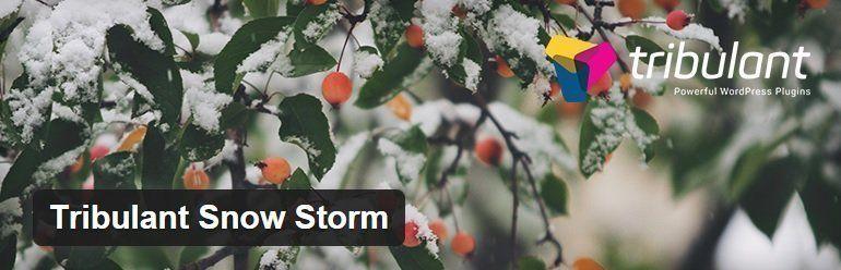 ribulant Snow Storm