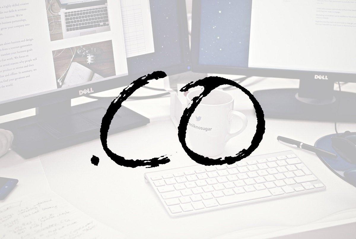 Γιατί ΔΕΝ πρέπει να χρησιμοποιήσεις το .CO domain
