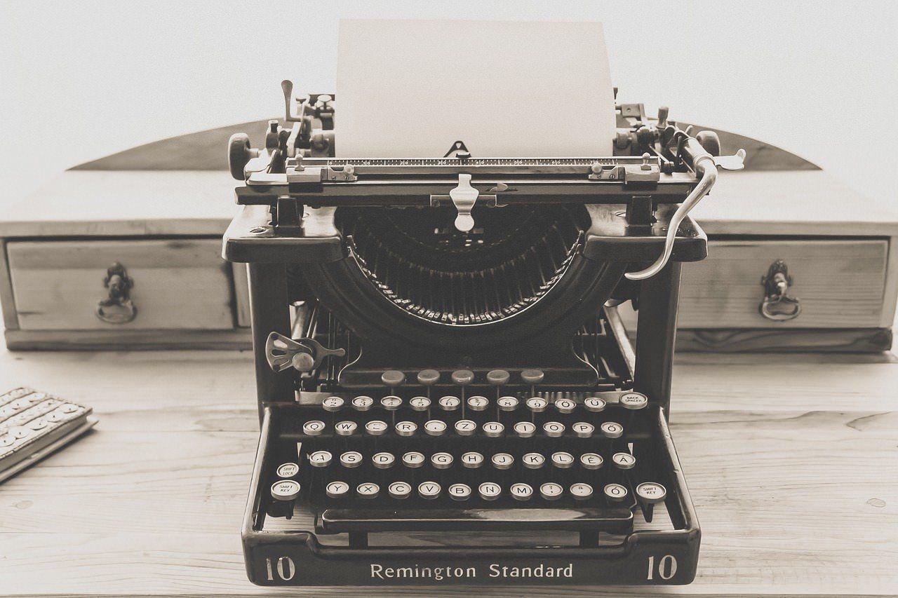 Γραφομηχανές – Μια βόλτα στο όχι τόσο μακρινό παρελθόν