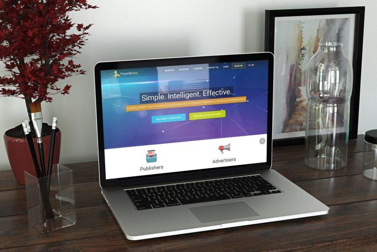 Το Propeller Ads είναι η καλύτερη affiliate εναλλακτική της Adsense