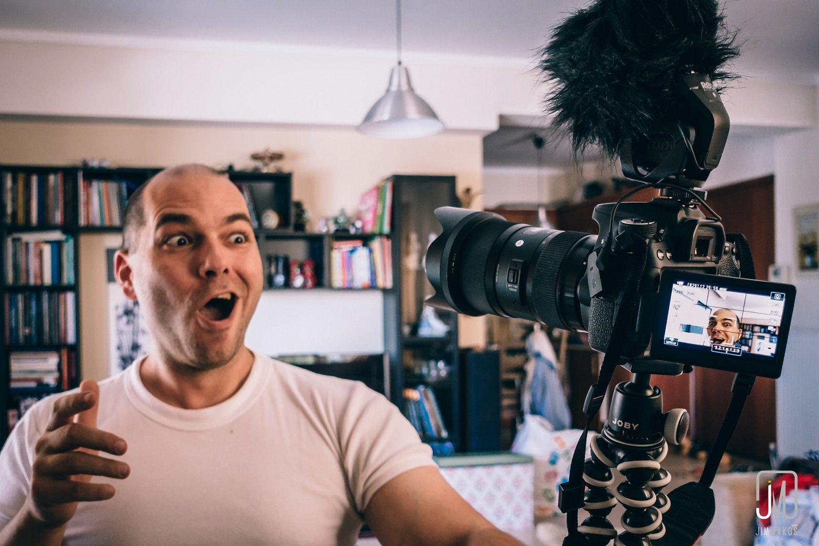 Blogging ή Vlogging; Τι να προτιμήσεις και γιατί