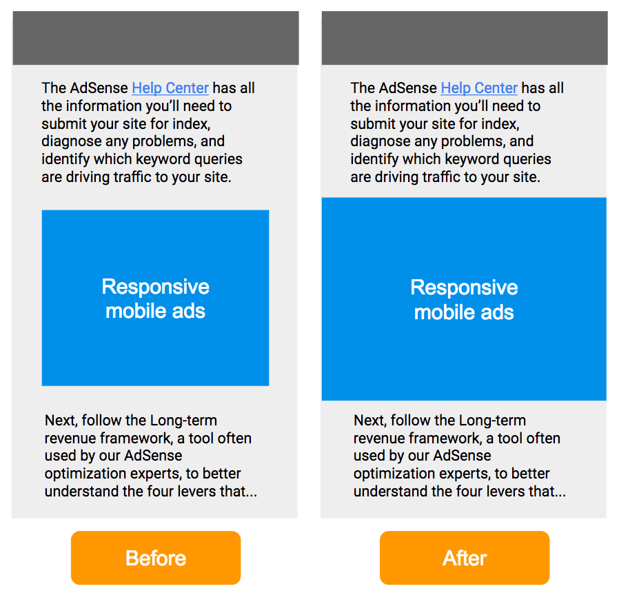Google Adsense - Διαφημίσεις InFeed