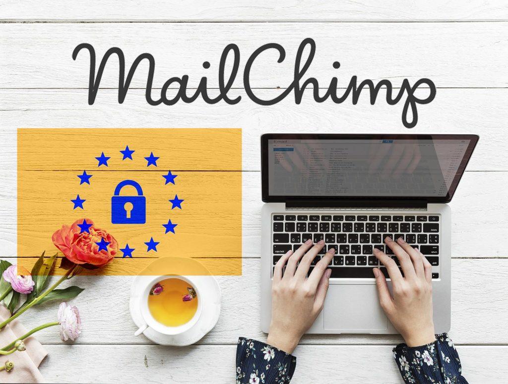Νέα MailChimp εργαλεία που συμμορφώνονται με το GDPR