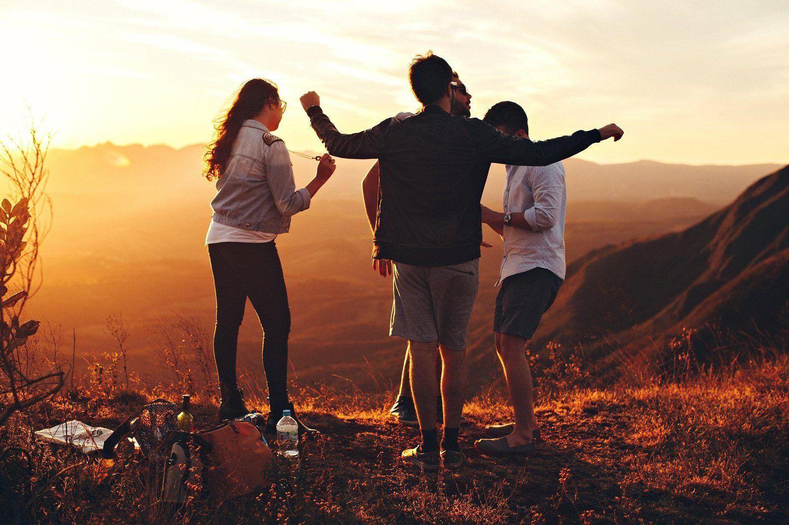 Θα κάνεις φιλίες μιας ζωής και θα γνωρίσεις εντυπωσιακούς ανθρώπους