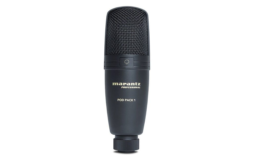 Marantz Pod Pack 1 - Podcasting μικρόφωνο