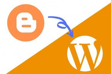 Ανακατεύθυνση από Blogger στο WordPress - Πως και γιατί
